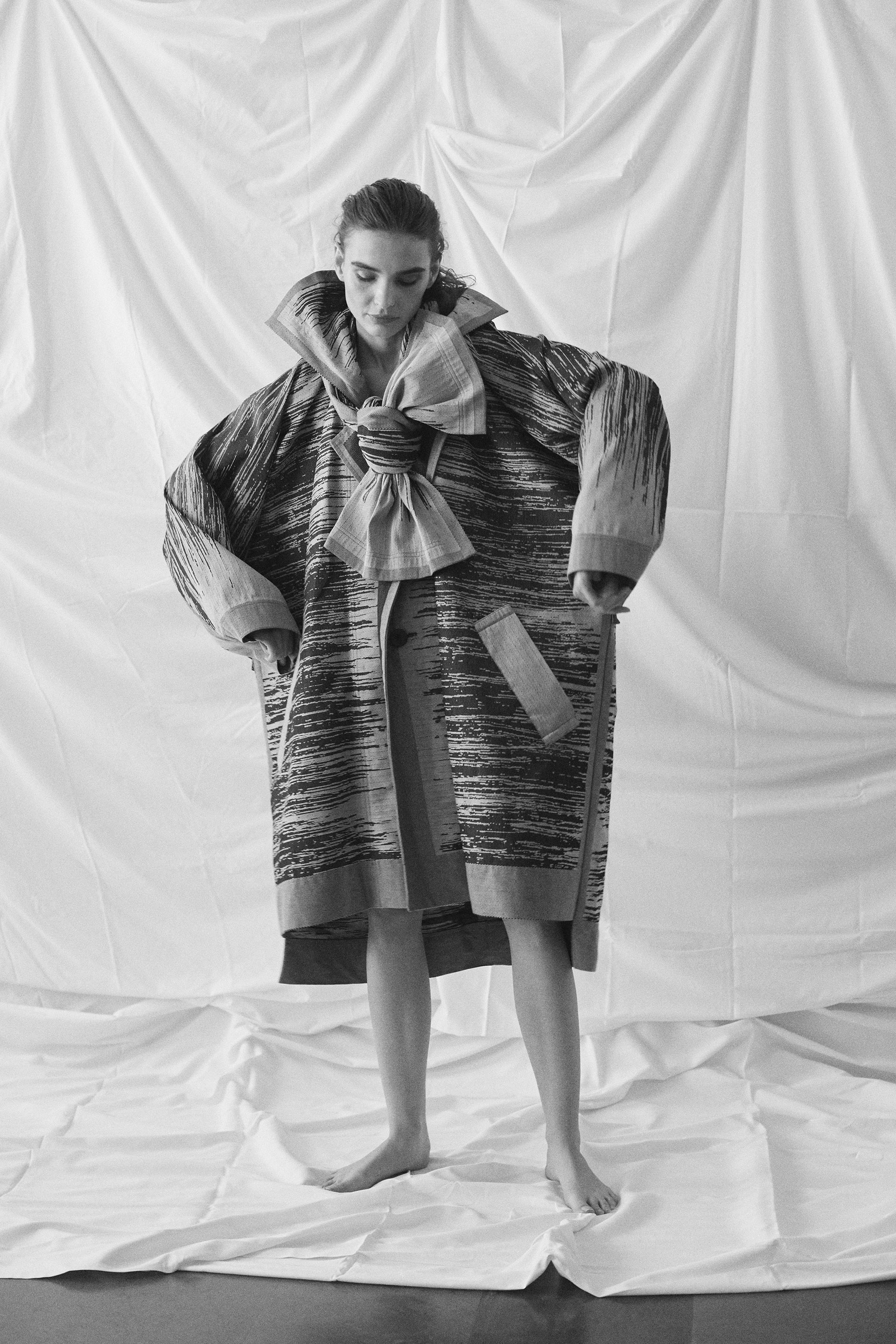 R E V S In collection by Eeva Rinne feat. Issey Miyake SS19